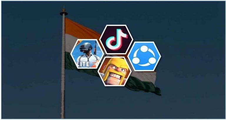 क्या आप जानते हैं भारत में टॉप 100 एप्स में से 44 चाइनीज एप्स हैं