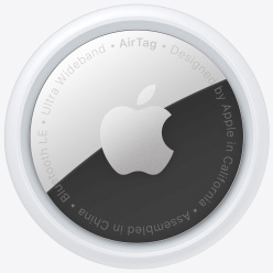Apple's Tracking product called airtag