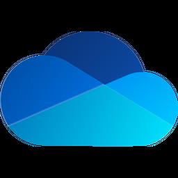 Microsoft One Drive Logo